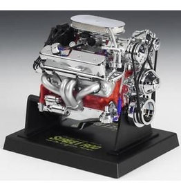 Liberty Classics Chevy Small Block Street Rod Engine - 1:6 - Liberty Classics