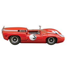 Lola Lola T70 Spider #3 Bridgehampton 1968 - 1:43 - Best Model