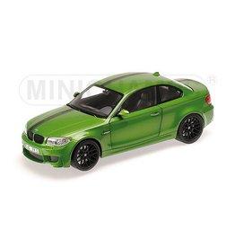 BMW BMW 1er M Coupé 2011 - 1:18 - Minichamps