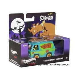 Hotwheels Elite The Mystery Machine 'Scooby-Doo'