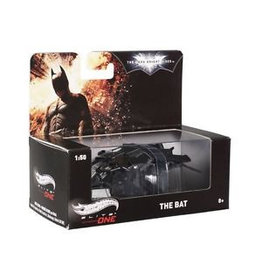 Hotwheels Elite The Bat 'The Dark Knight Rises'