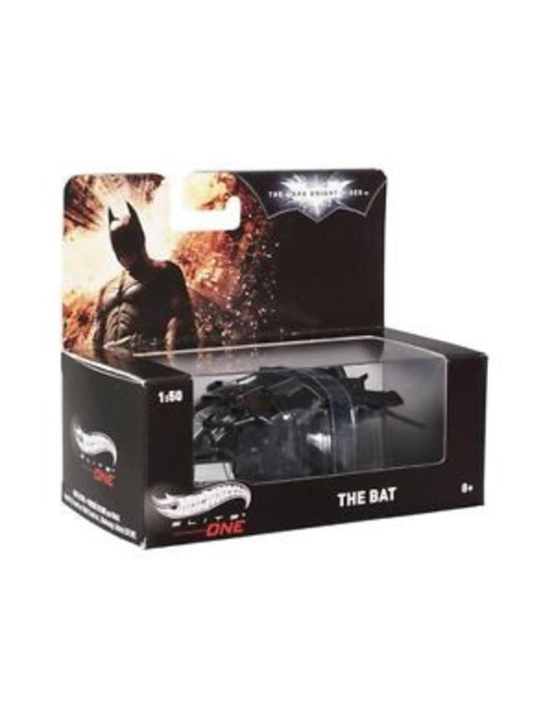 Hotwheels Elite The Bat 'The Dark Knight Rises' - 1:50 - Hotwheels Elite