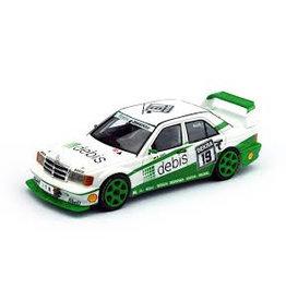 Mercedes-Benz Mercedes-Benz 190E Evo2 #19 Deutsche Tourenwagen-Masters 1991 - 1:43 - TrueScale Miniatures