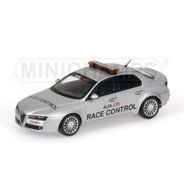 Alfa Romeo Alfa Romeo 159 'Race Control' 2006 - 1:43 - Minichamps