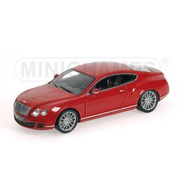 Bentley Bentley Continental GT 2008 - 1:18 - Minichamps