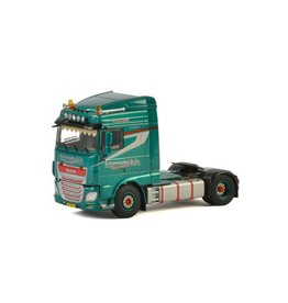 Daf DAF  XF Space Cab Tractor 4x2 Euro 6 'Schavemaker & Zn.' - 1:50 -  WSI Models