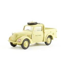 British Light Utility Car British Light Utility Car Tilly M1137629 North Africa - 1:48 - Hobbymaster