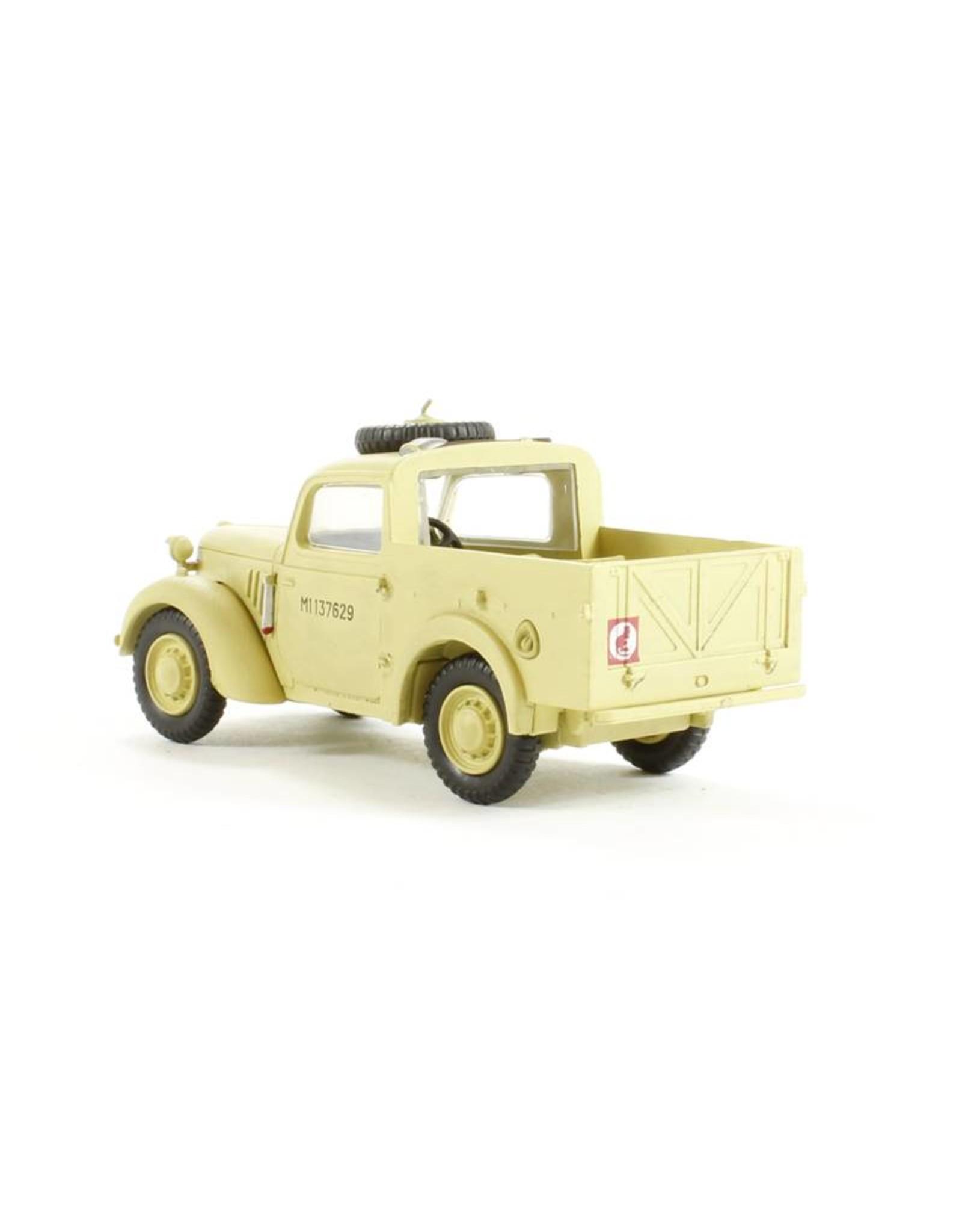 British Light Utility Car British Light Utility Car Tilly M1137629 North Africa - 1:48 - Hobbymaster