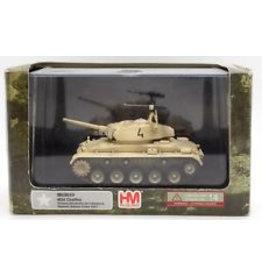 Tank M24 Chaffee Spanish Sahara Crisis 1957