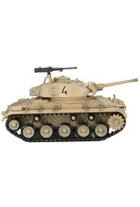 Tank M24 Chaffee Spanish Sahara Crisis 1957 - 1:72 - Tank
