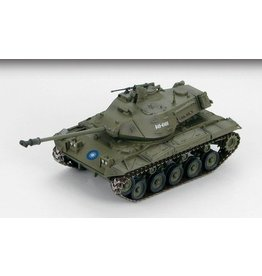 Tank US M41A3 Walker Bulldog Taiwan Army 1990