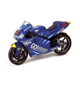 Yamaha Yamaha YZR 500 #56 S. Nakano 2002 - 1:24 - IXO Models
