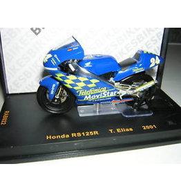 Honda Honda RS125R T. Elias 2001 - 1:24 - IXO Models
