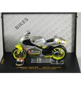 Yamaha Yamaha 250YZR O. Jacque 250CC 2 - 1:24 - IXO Models
