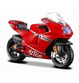 Ducati Ducati Desmosedici #65 - 1:18 - Maisto