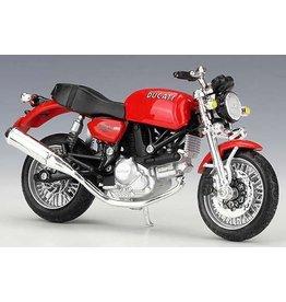 Ducati Ducati GT 100 - 1:18 - Maisto