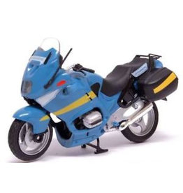 BMW BMW R1100RT (Security Version) Gendarmerie - 1:18 - Mondo Motors