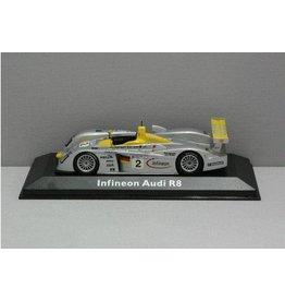 Audi Audi Infineon R8 #2 - 1:43 - Minichamps