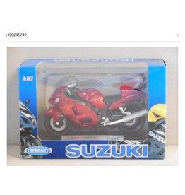 Suzuki Suzuki Hayabusa - 1:18 - Welly