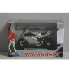 MV Agusta MV Agusta F4S 1+1 - 1:18 - Welly