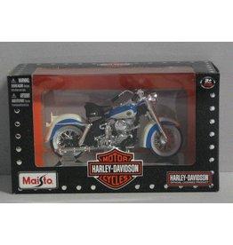 Harley Davidson Harley Davidson 1958 FLH Duo Glide - 1:18 - Maisto