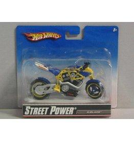 Hotwheels X-Blade - 1:18 - Hotwheels