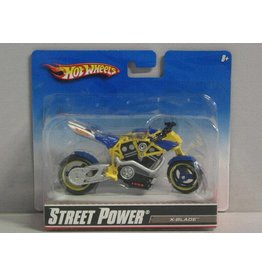Hotwheels X-Blade