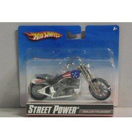 Hotwheels Rollin Thunder - 1:18 - Hotwheels