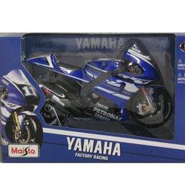 Yamaha Yamaha Factory Racing #11 - 1:10 - Maisto