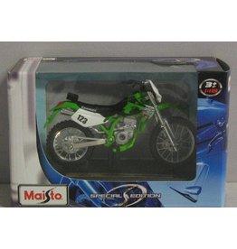Kawasaki Kawasaki KLX250SR - 1:18 - Maisto