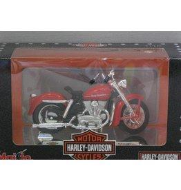 Harley Davidson Harley Davidson 1952 K Model - 1:18 - Maisto