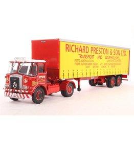 Atkinson Borderer Tautliner 'Richard Preston & Son Ltd'