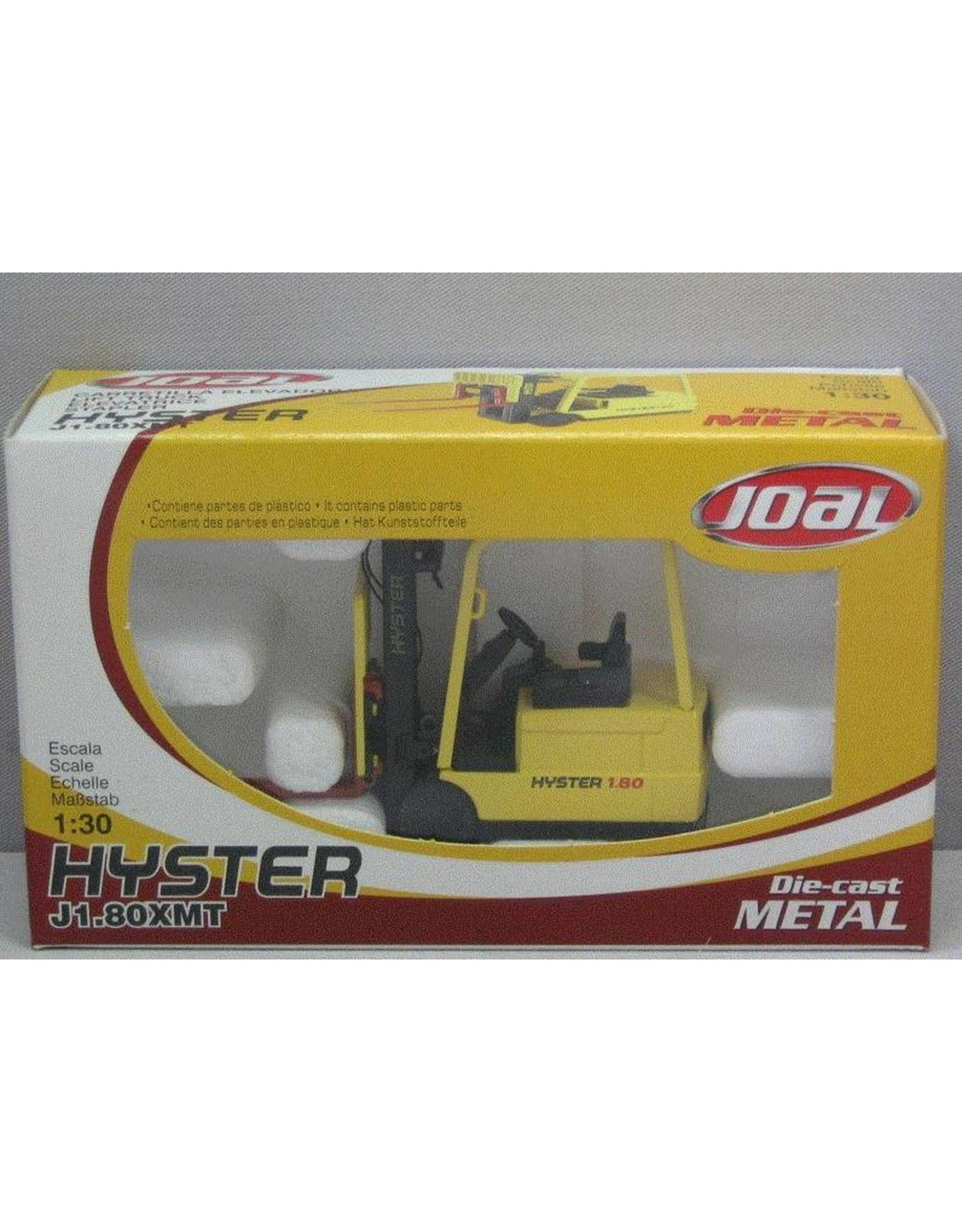 Hyster Hyster J 1.80XMT Stapler - 1:30 - Joal