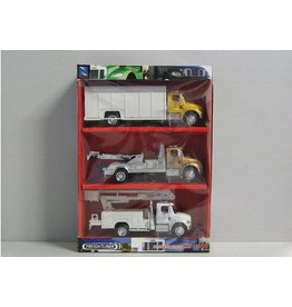 Freightliner Freightliner Business Class MZ Set - 1:43 - NewRay