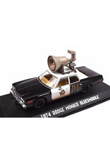 Movie Memorabilia Movie Memorabilia Dodge Monaco Bluesmobile 1974 - 1:43 - Greenlight