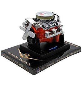 Liberty Classics Chevrolet 350-ci Turbo Fire Small-Block V-8 Engine - 1:6 - Liberty Classics