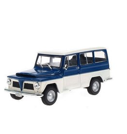 Willys-Overland Willys-Overland Rural 1968 - 1:43 - Whitebox