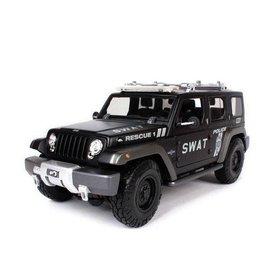 Jeep Jeep Rescue Concept Police - 1:18 - Maisto