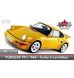 Porsche Porsche 911 (964) Turbo S Leichtbau - 1:12 - CMR Classic Model Replicars