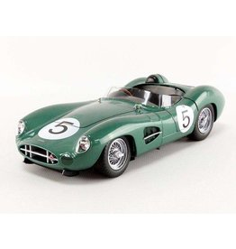 Aston Martin Aston Martin DBR 1 #5 Winner 24h Le Mans 1959 - 1:18 - CMR Classic Model Replicars