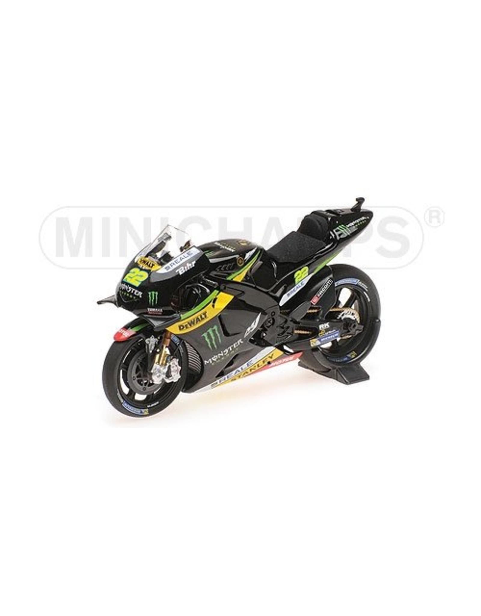 Yamaha Yamaha YZR-M1 Monster Yamaha Tech3 #22 MotoGP 2016 - 1:18 - Minichamps