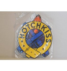 Blikken bord Hotchkiss (21 cm x 27 cm)