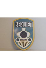 Blikken bord Tin Plate Berliet Automobiles (18 cm x 28 cm)