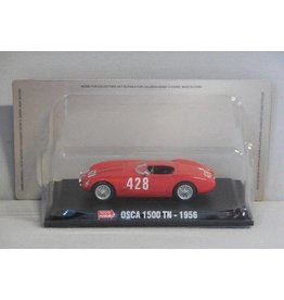 Osca Osca 1500 TN #428 1956 - 1:43 - Atlas