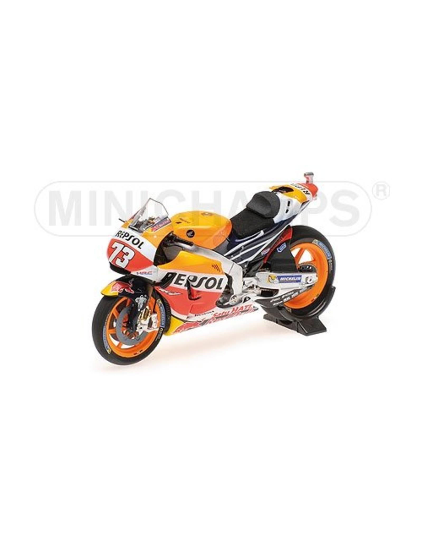 Honda Honda RC213V #73 MotoGP 2016 - 1:18 - Minichamps