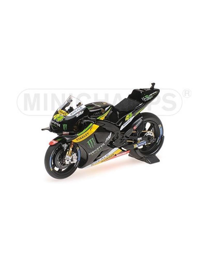 Yamaha Yamaha YZR-M1 Monster Yamaha Tech3 #44 MotoGP 2016 - 1:18 - Minichamps