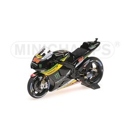 Yamaha Yamaha YZR-M1 Monster Yamaha Tech3 #94 Test 2016 - 1:18 - Minichamps
