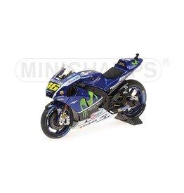 Yamaha Yamaha YZR-M1 Movistar Yamaha #46 Testbike 2016 - 1:18 - Minichamps