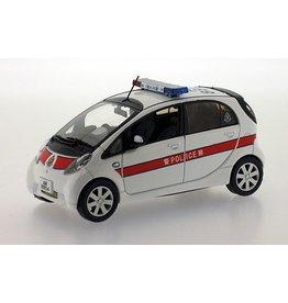 Mitsubishi i-MIEV Hong Kong Police Car 2010