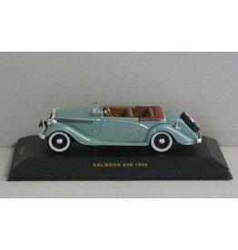 Salmson Salmson S4E 1938 - 1:43 - IXO Models